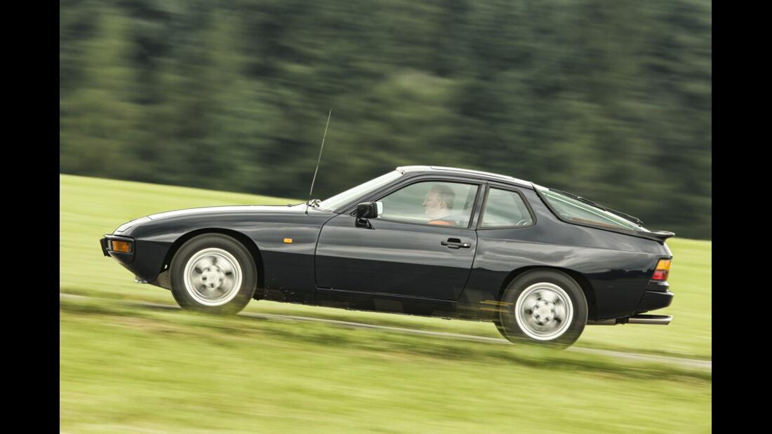 Porsche 924 S, Baujahr 1986