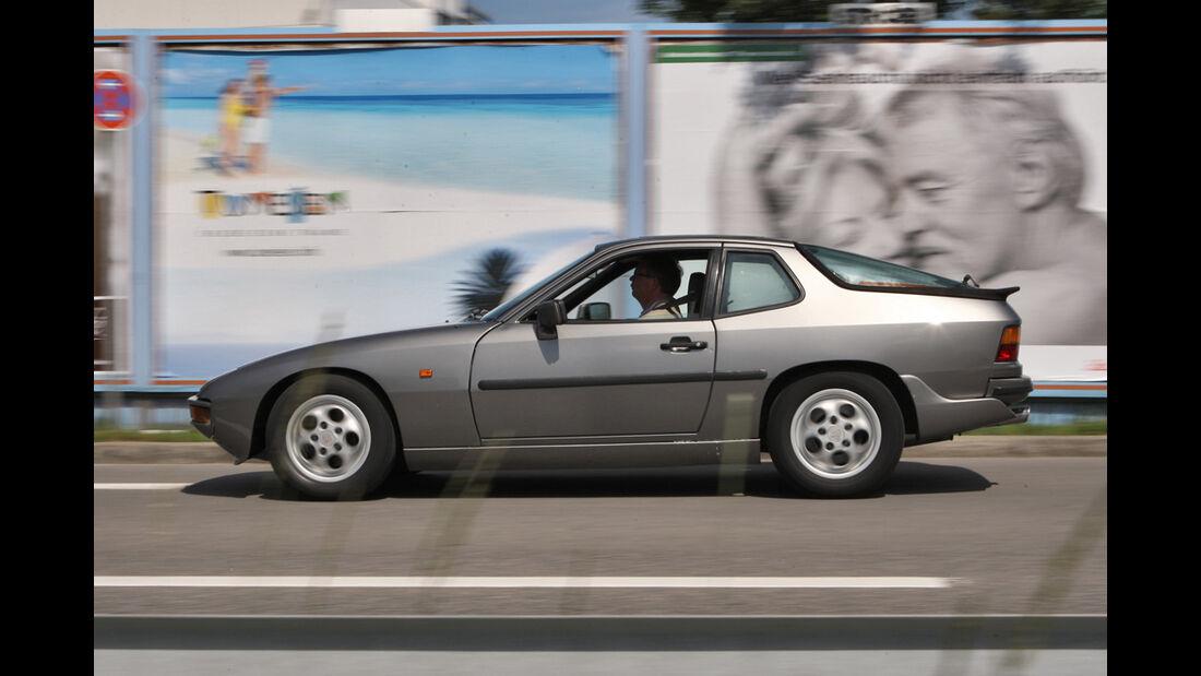 Porsche 924 S Seite