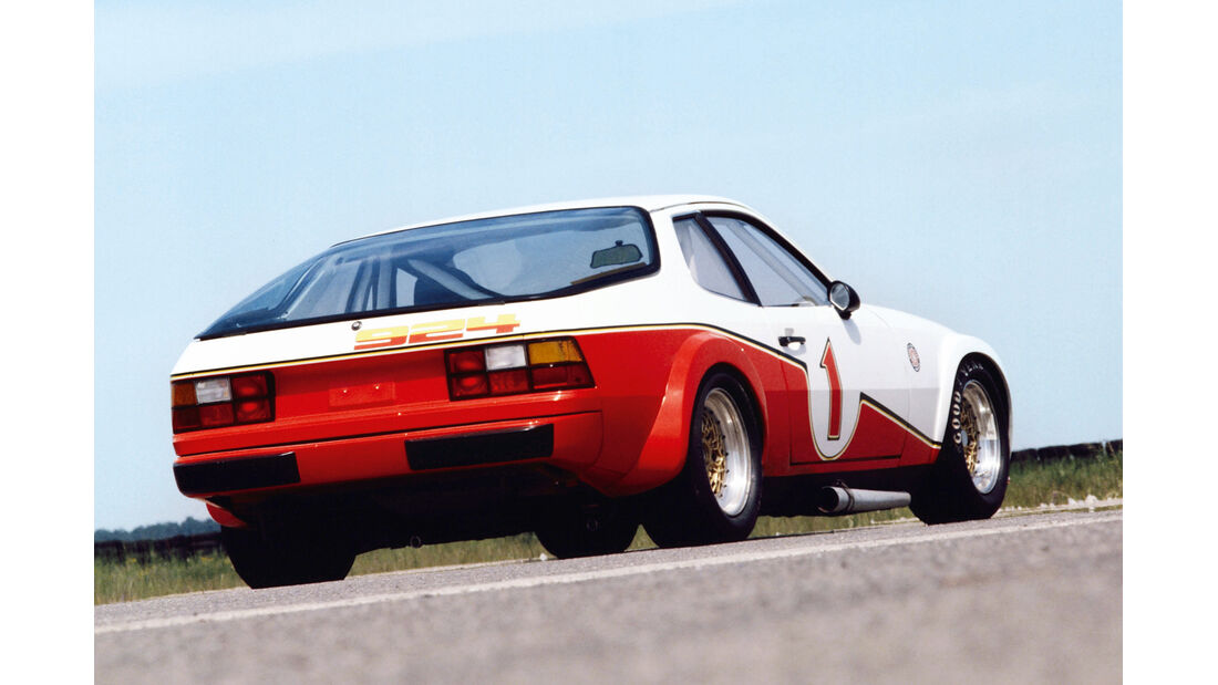 Porsche 924 SCCA