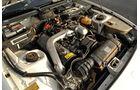 Porsche 924 Turbo, Motor