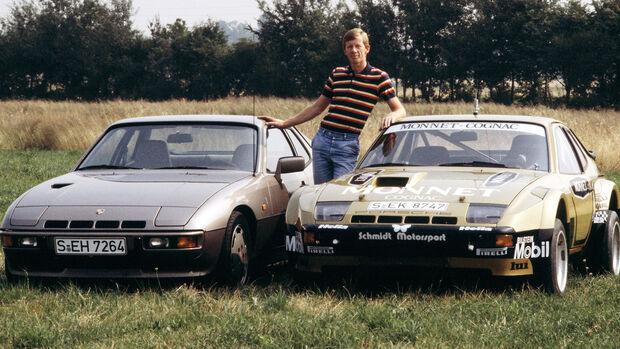 Porsche 924 Turbo Wlter Röhrl 924 Carrera GTS Schmidt Motorsport (1981)