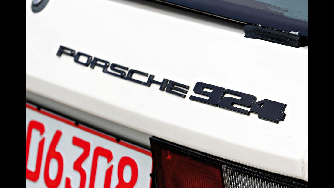 Porsche 924, Typenbezeichnung