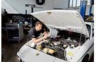 Porsche 924 Weltmeister, Martini, Dirk Ammann, Motor