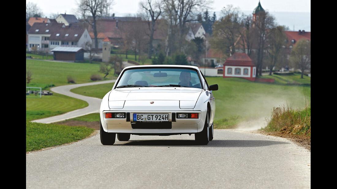 Porsche 924 Weltmeister, Martini, Frontansicht