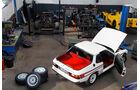 Porsche 924 Weltmeister, Martini, Heckansicht