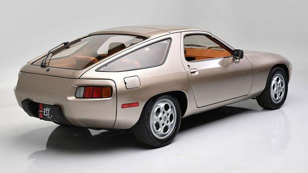 """Porsche 928 (1979) """"Affaire risquée"""""""