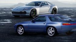 Porsche 928 Design Concept 2021
