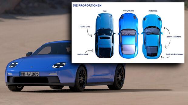 Porsche 928 Design Concept HAW Hamburg