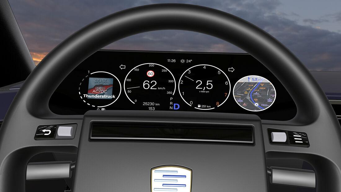 Porsche 928 Design Concept Hochschule Hamburg