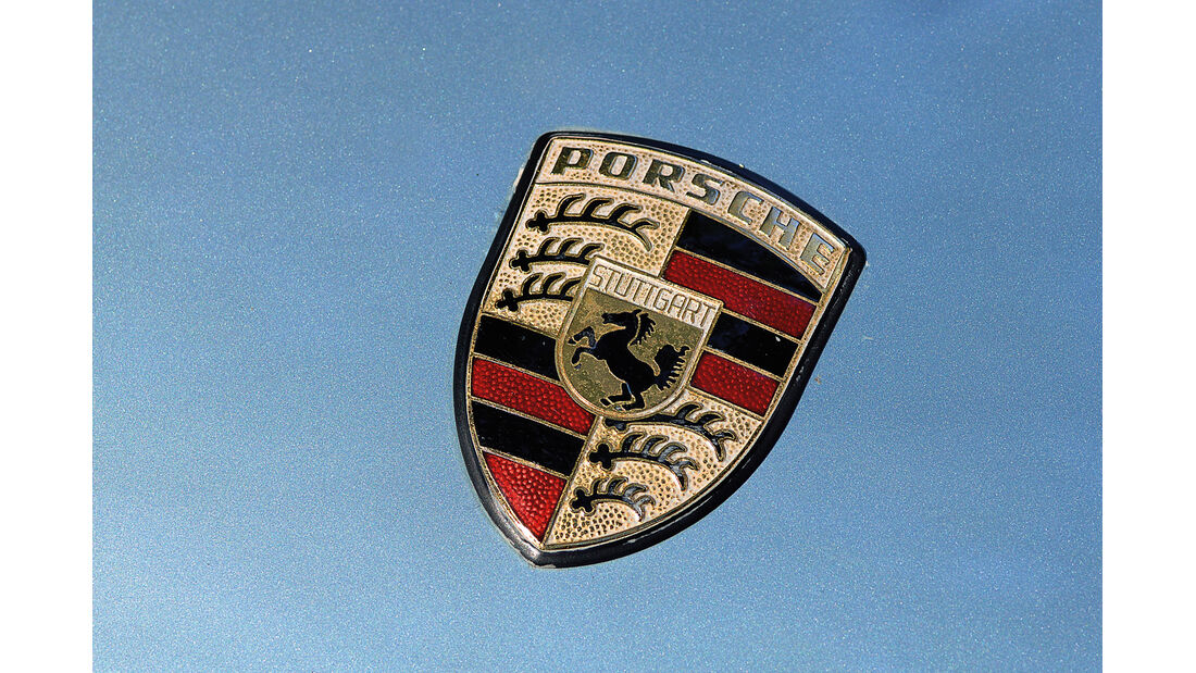 Porsche 928, Emblem