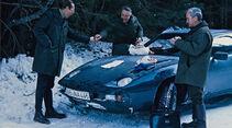 Porsche 928 Erprobung