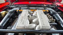 Porsche 928 GT, Motor