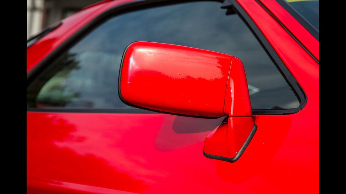Porsche 928 GT, Seitenspiegel