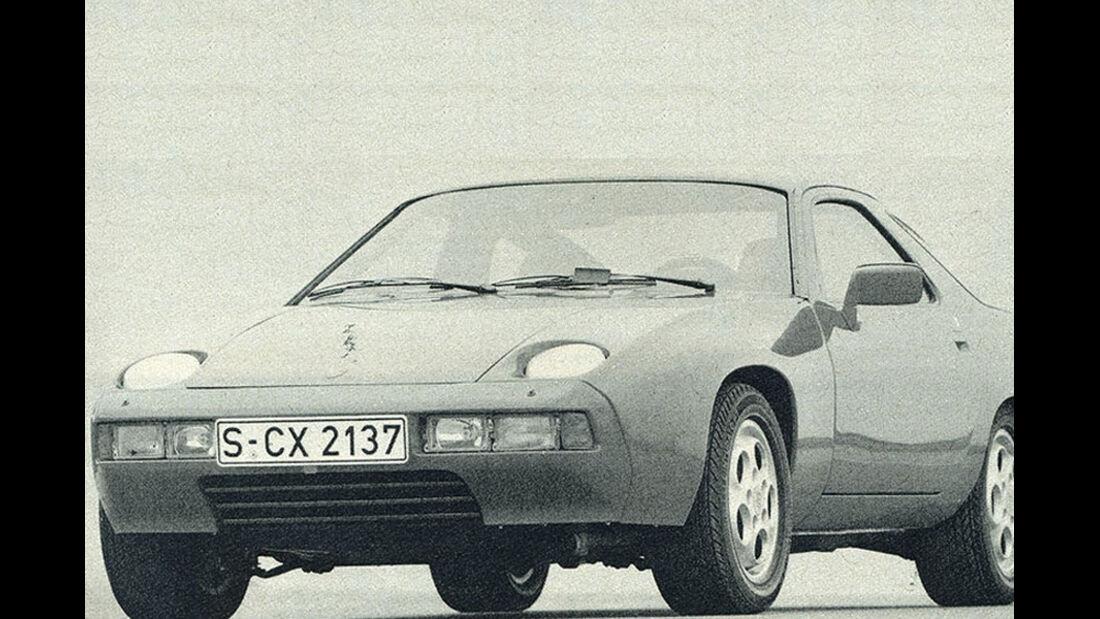 Porsche, 928, IAA 1977
