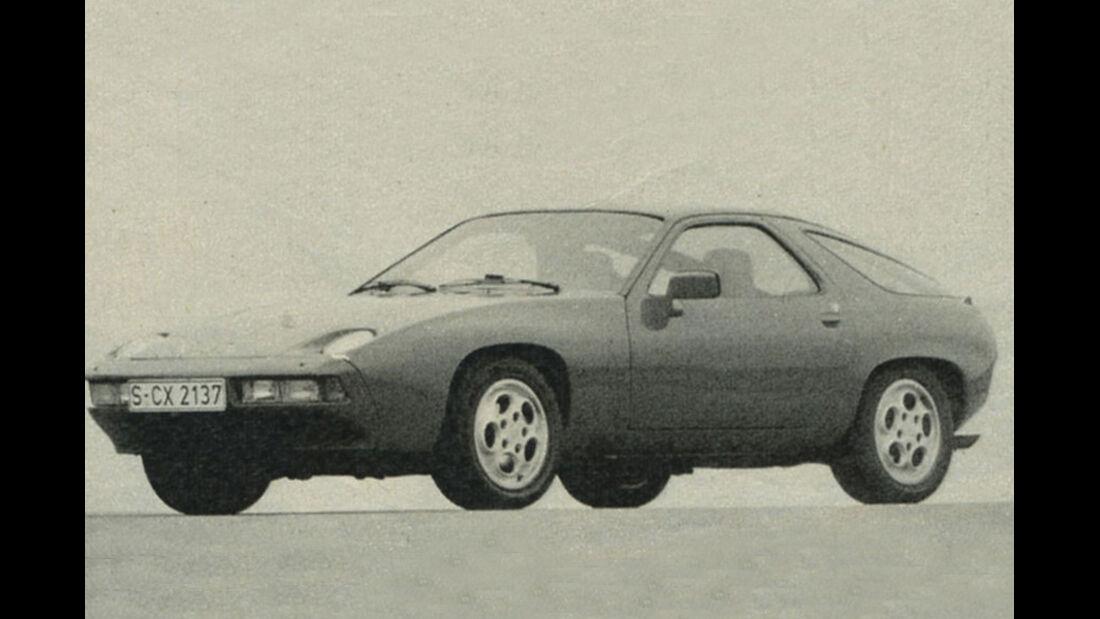 Porsche, 928, IAA 1981