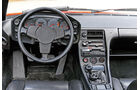 Porsche 928, Lenkrad, Cockpit