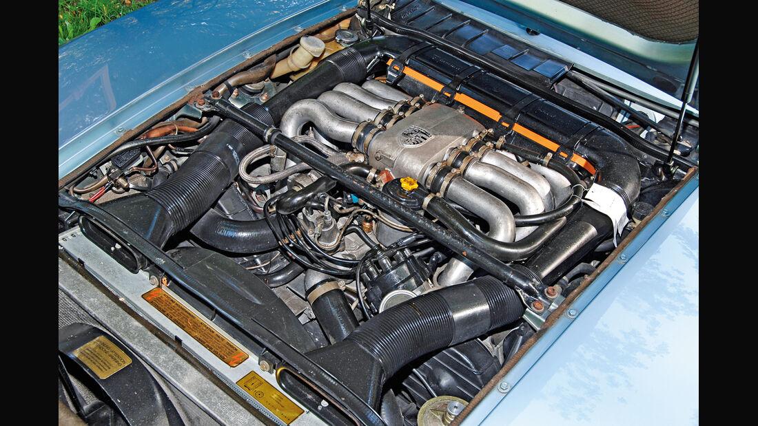 Porsche 928, Motor