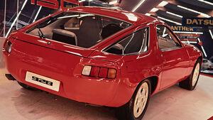 Porsche 928 Premiere Genfer Salon 1977
