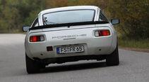 Porsche 928 S, 1983, Heck