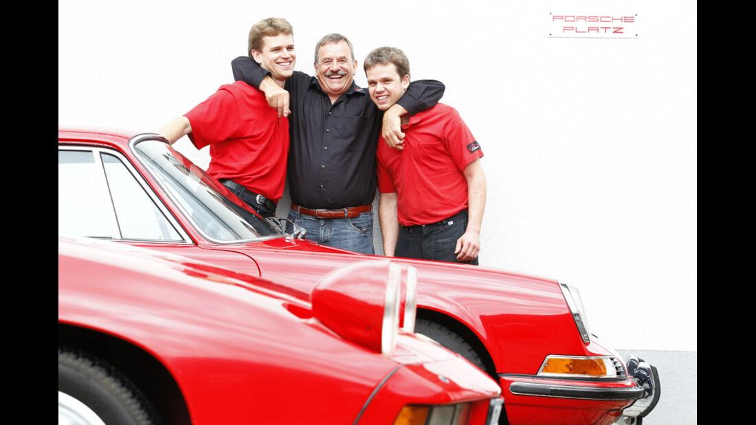 Porsche 928 S, Familie Krämer