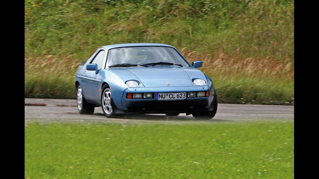 Porsche 928 S, Frontansicht