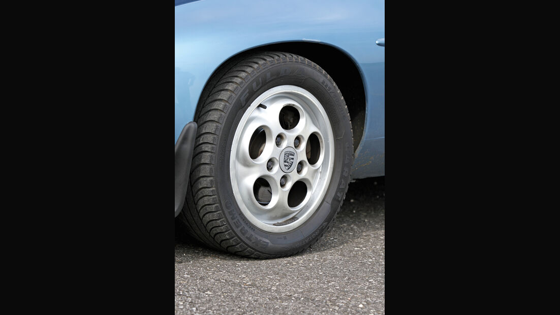 Porsche 928 S, Rad, Felge