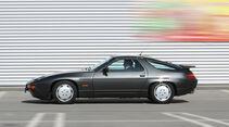Porsche 928 S4, Seitenansicht