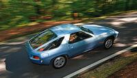 Porsche 928, Seitenansicht