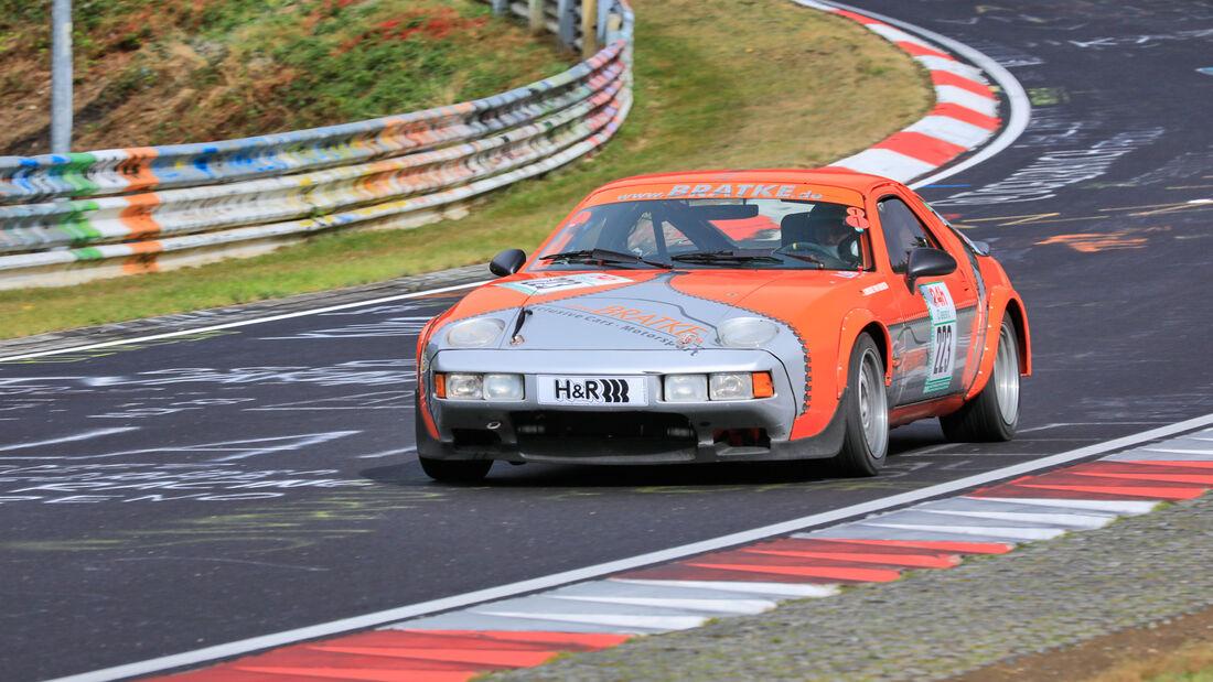 Porsche 928S - Startnummer 223 - 24h Classic - 24h Rennen Nürburgring - Nürburgring-Nordschleife - 25. September 2020