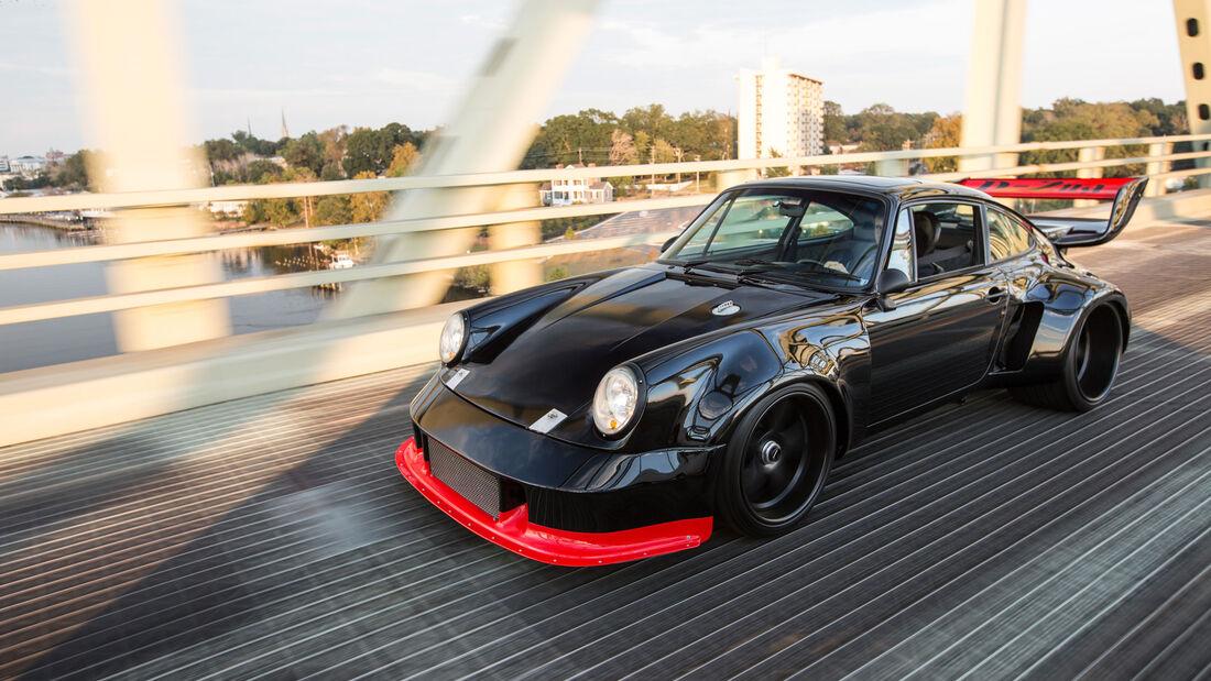 Porsche 930, D-Zug, Tuning, Sportwagen