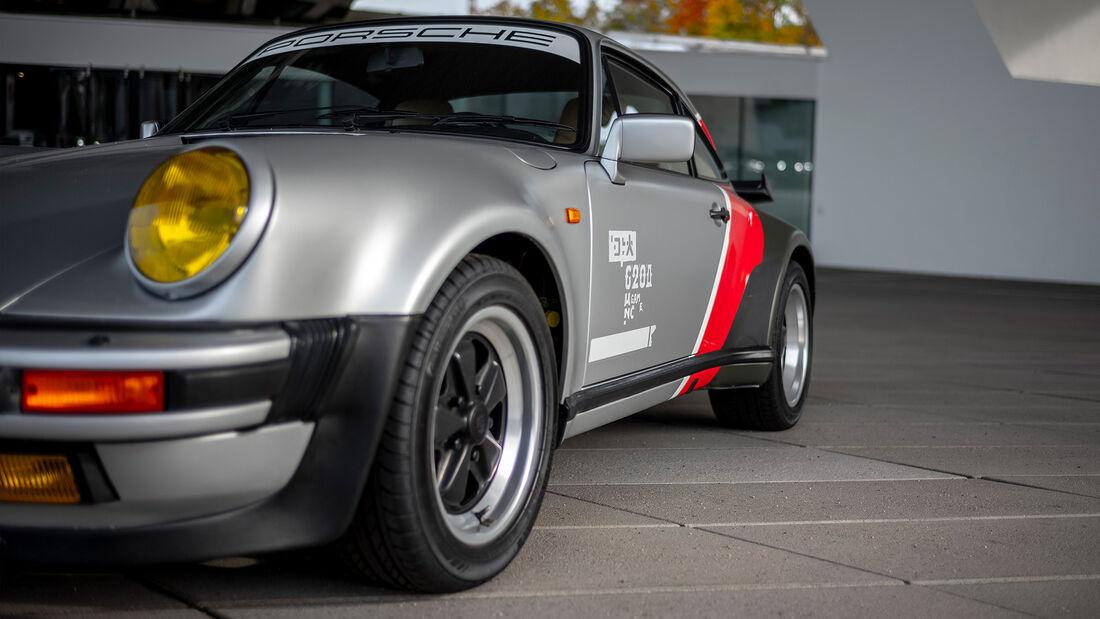 Porsche 930 Turbo Cyberpunk 2077