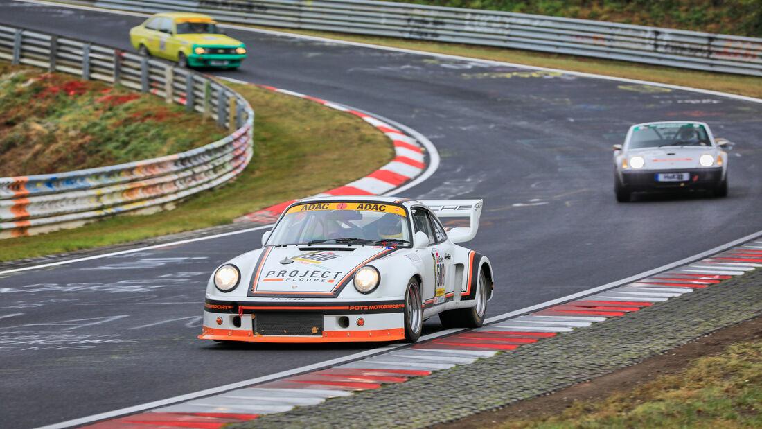 Porsche 934/5 RSR - Startnummer 509 - 24h Classic - 24h Rennen Nürburgring - Nürburgring-Nordschleife - 25. September 2020