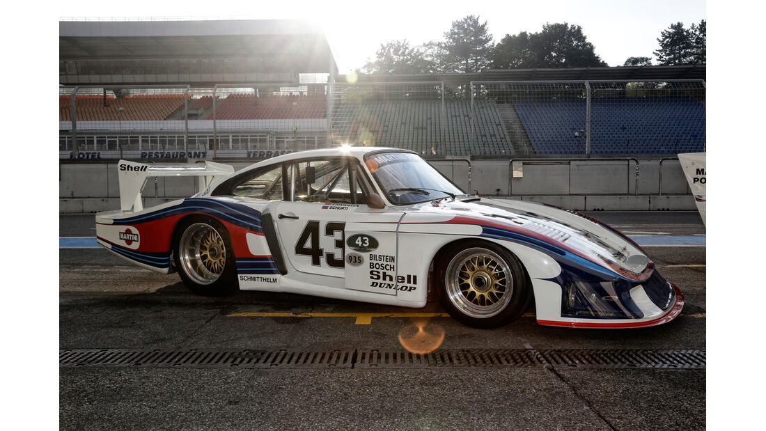 Porsche 935-78 - Hockenheim 2013
