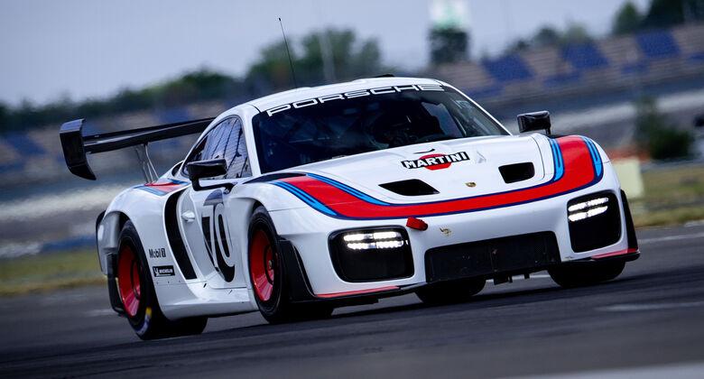 Porsche 935, Exterieur