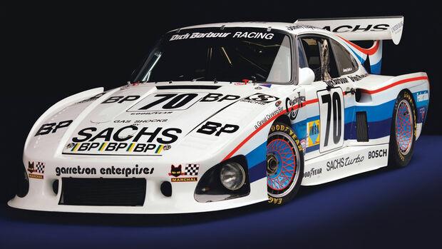 Porsche 935 K3 1980 DIck Barbour