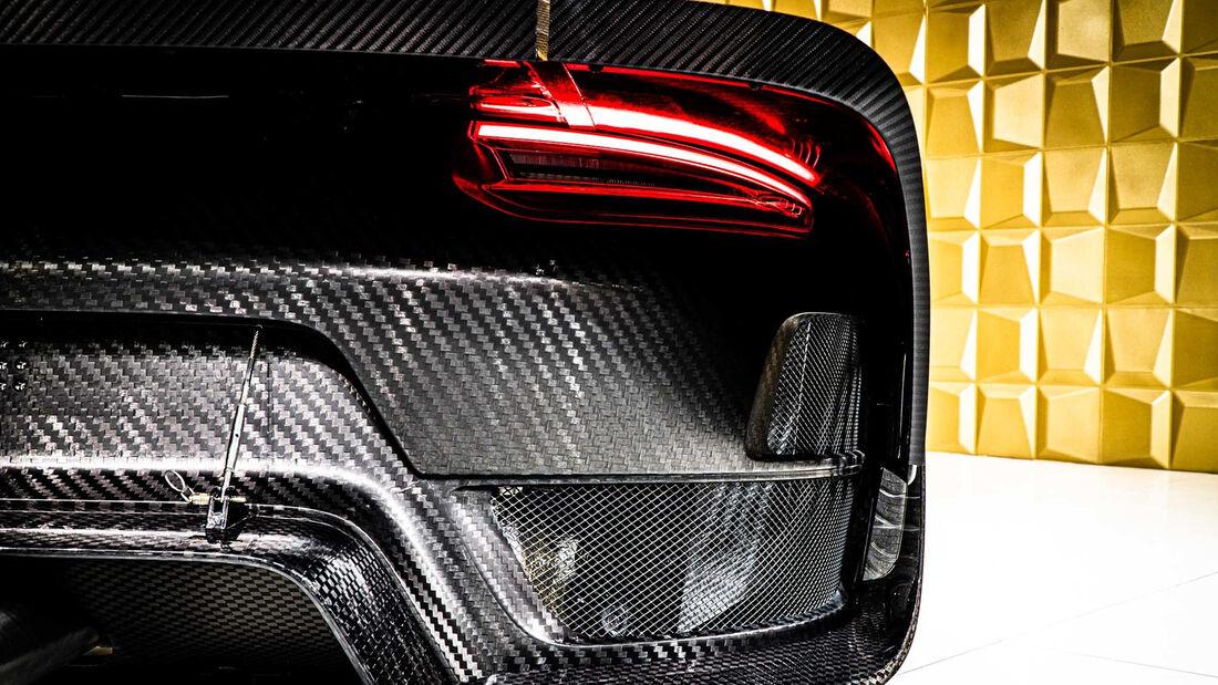 Porsche 935 Rennwagen Verkauf Karbon