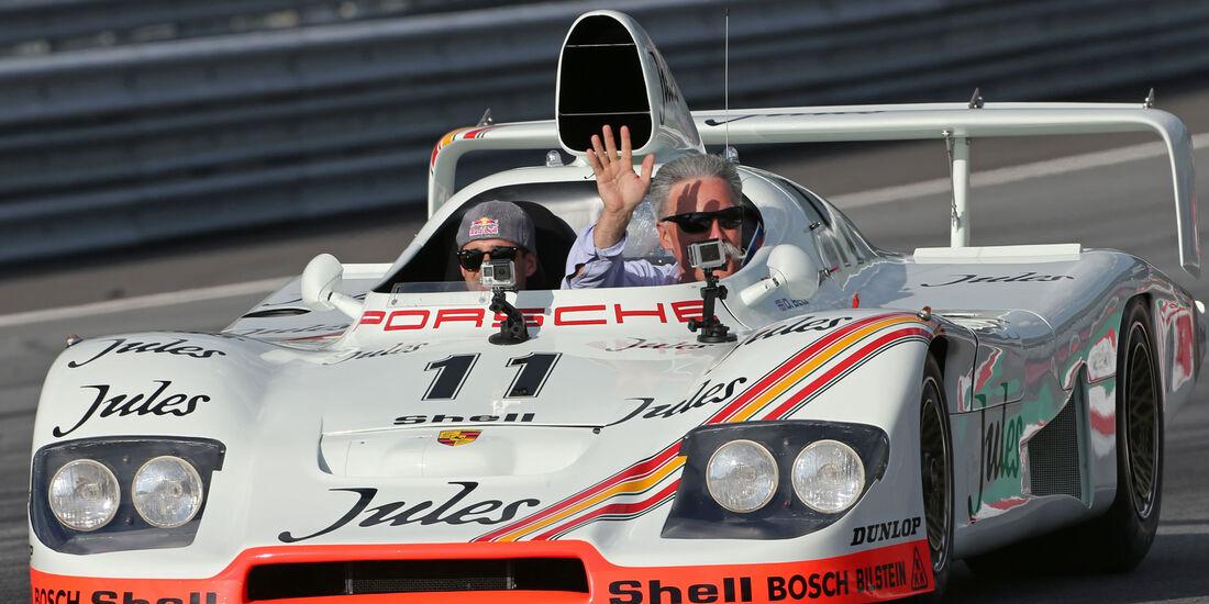 Porsche 936 - Chase Carey - Legendenparade - GP Österreich 2017 - Spielberg