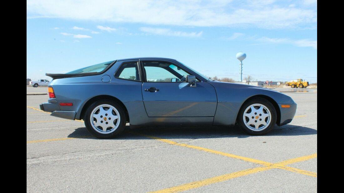 Porsche 944 (1990) mit 2.000 Meilen