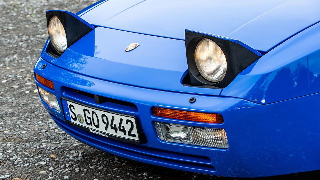 Porsche 944, Front
