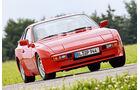 Porsche 944, Frontansicht