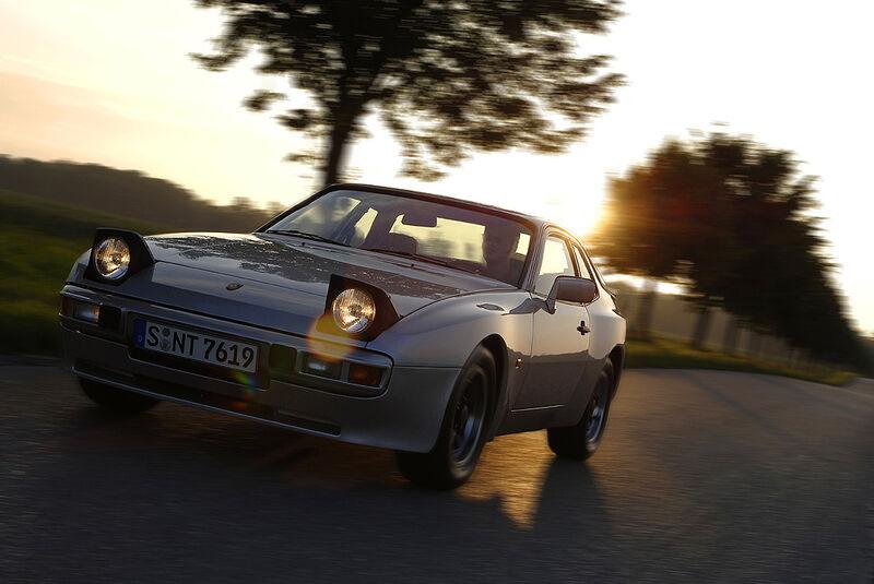 Porsche 944 - Frontansicht