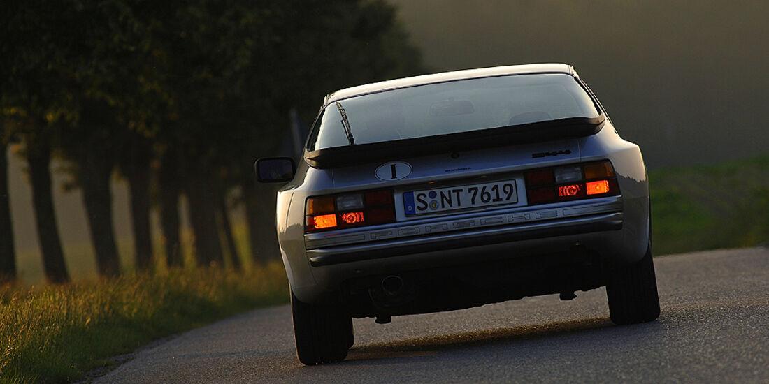 Porsche 944 Heckansicht
