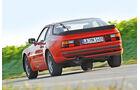 Porsche 944, Heckansicht