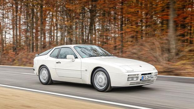 Porsche 944 S2, 1991