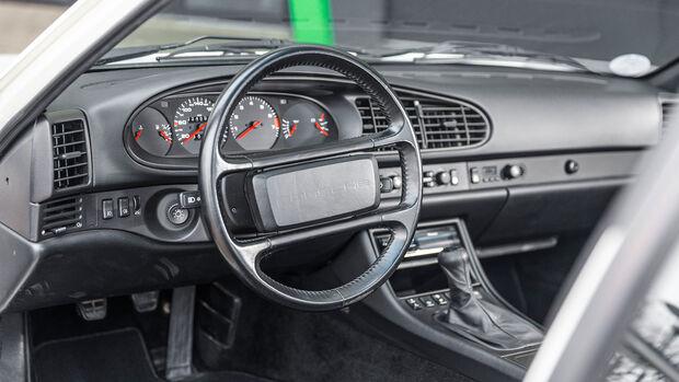 Porsche 944 S2, 1991, Cockpit