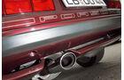Porsche 944 S2, Auspuff, Endrohr