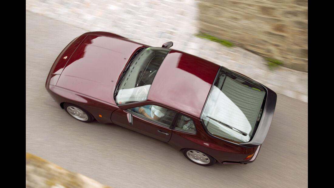 Porsche 944 S2, Dach