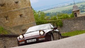 Porsche 944 S2, Frontansicht