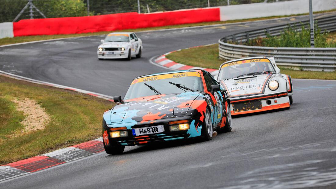 Porsche 944 Turbo Cup - Startnummer 484 - 24h Classic - 24h Rennen Nürburgring - Nürburgring-Nordschleife - 25. September 2020