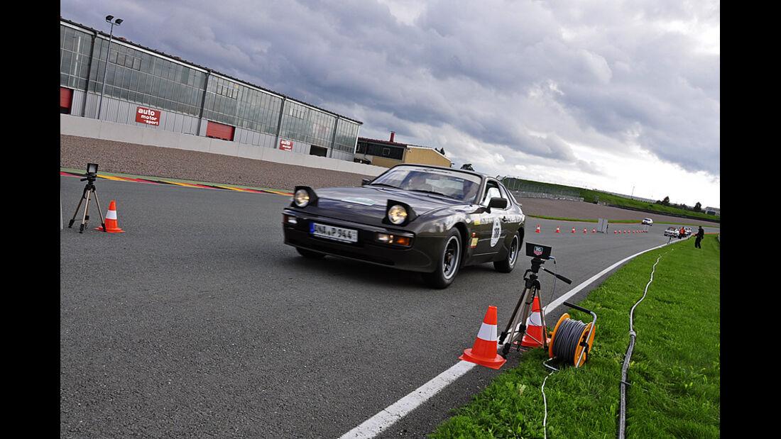 Porsche 944 bei der Sachsen Classic 2010